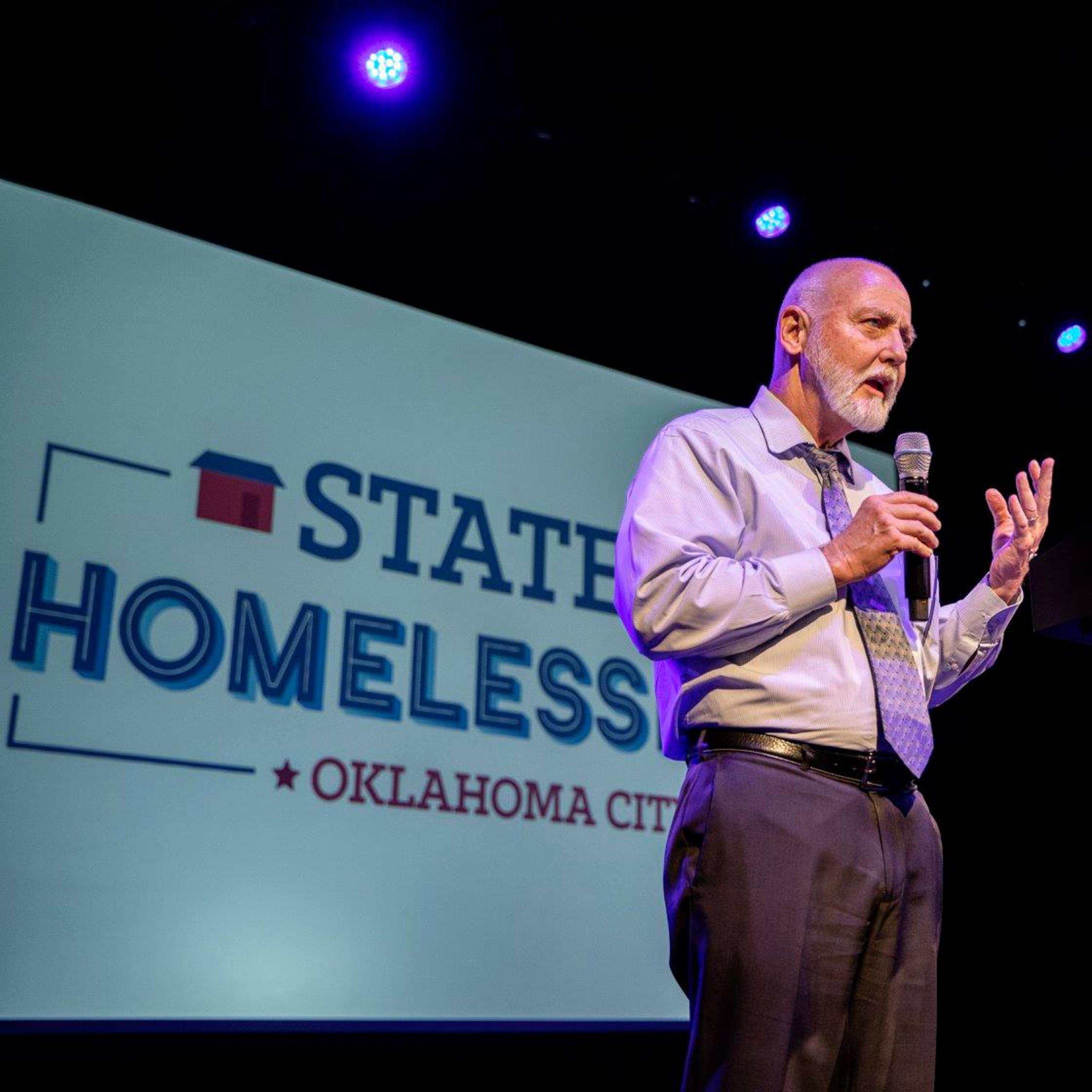 Mental Health Download: Exploring Mental Illness, Suicide, Homelessness and Incarceration - PART 1: Exploring the Annual Oklahoma City Homeless Count with Dan Straughan
