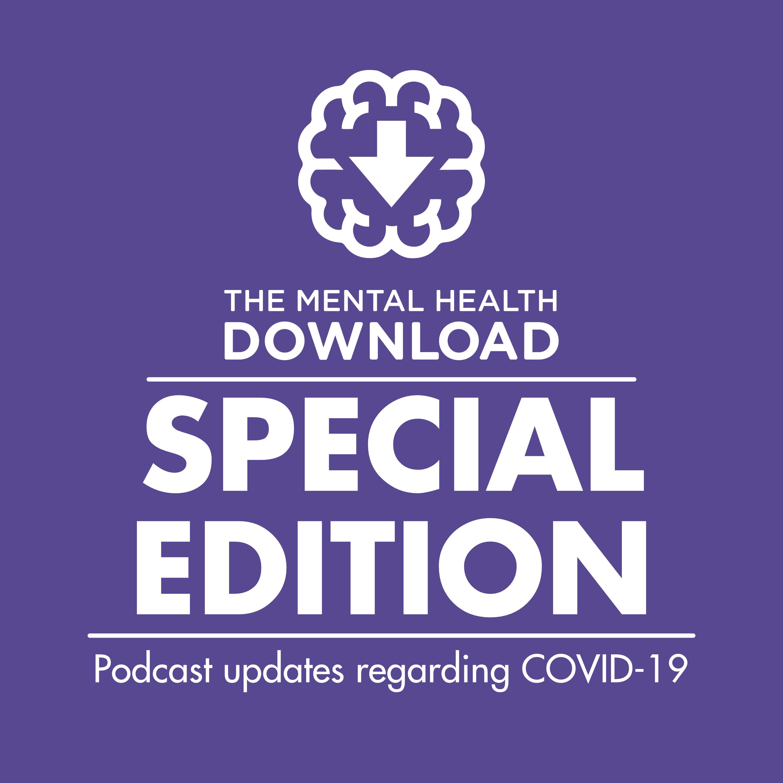 Mental Health Download: Exploring Mental Illness, Suicide, Homelessness and Incarceration - COVID-19 Series: Ahha Tulsa's Social Distance Studio