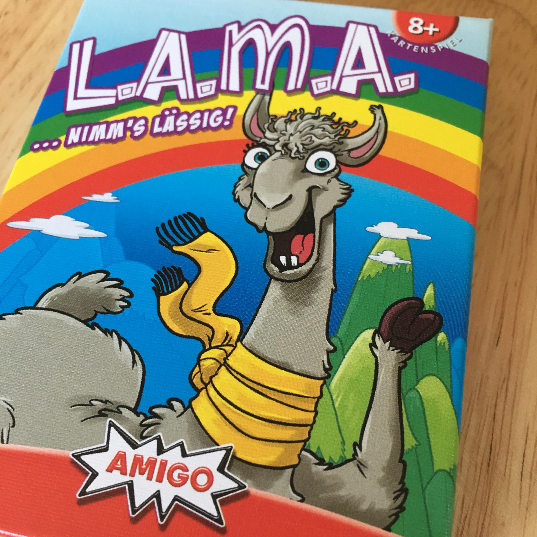第63回 ラマ(L.A.M.A)を紹介