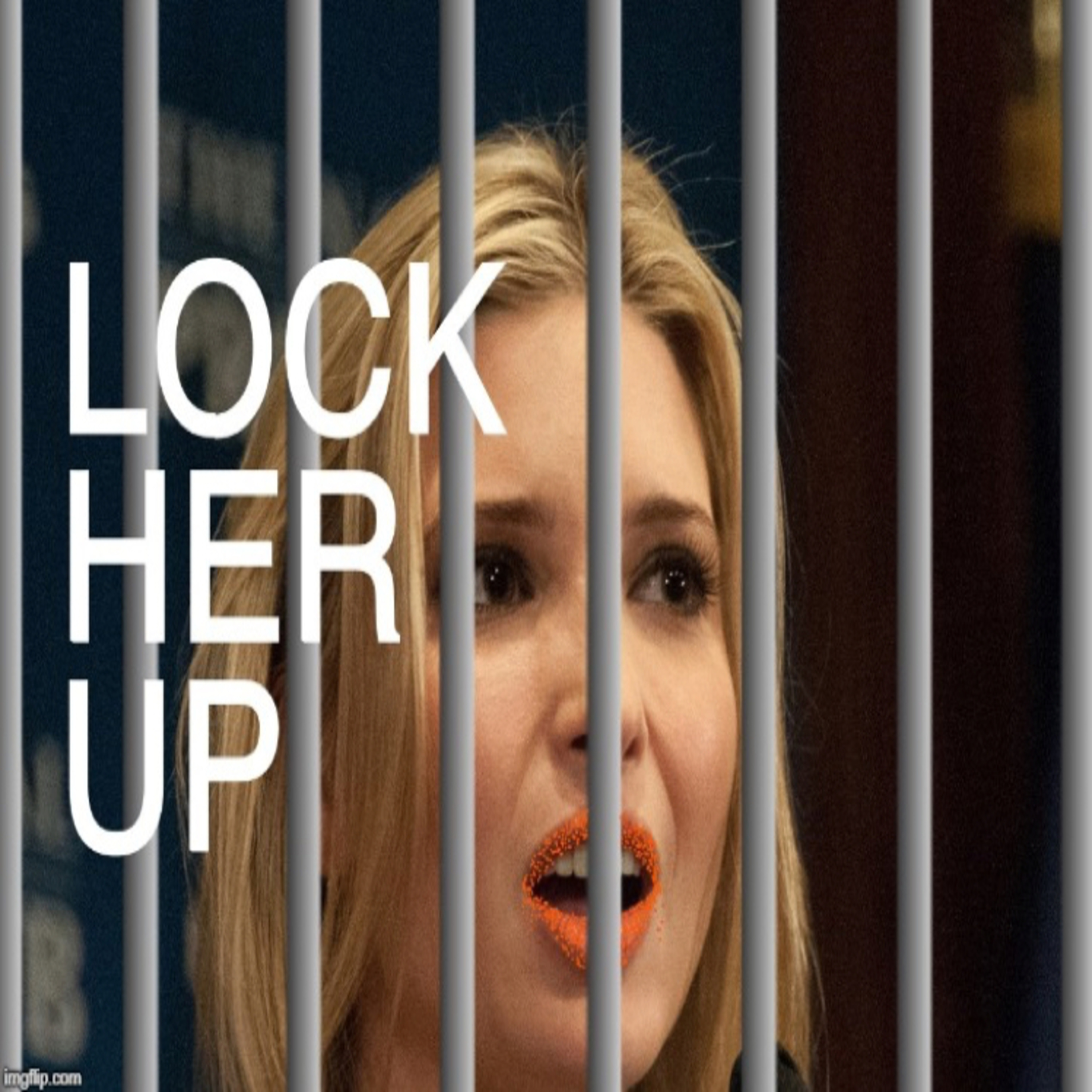 S2:E8 LOCK HER UP!