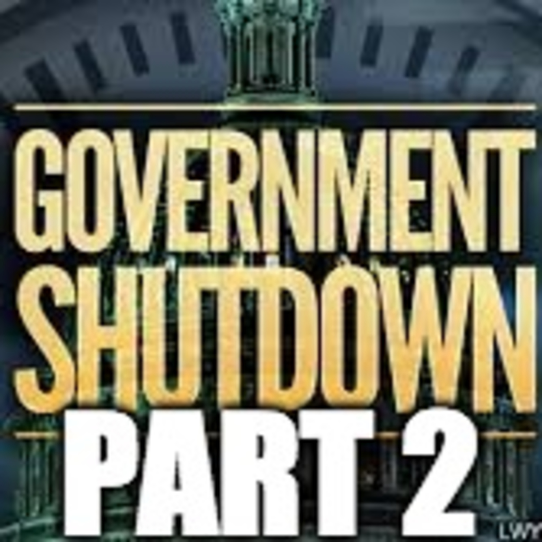 S3:E2 GOVERNMENT SHUTDOWN PART 2