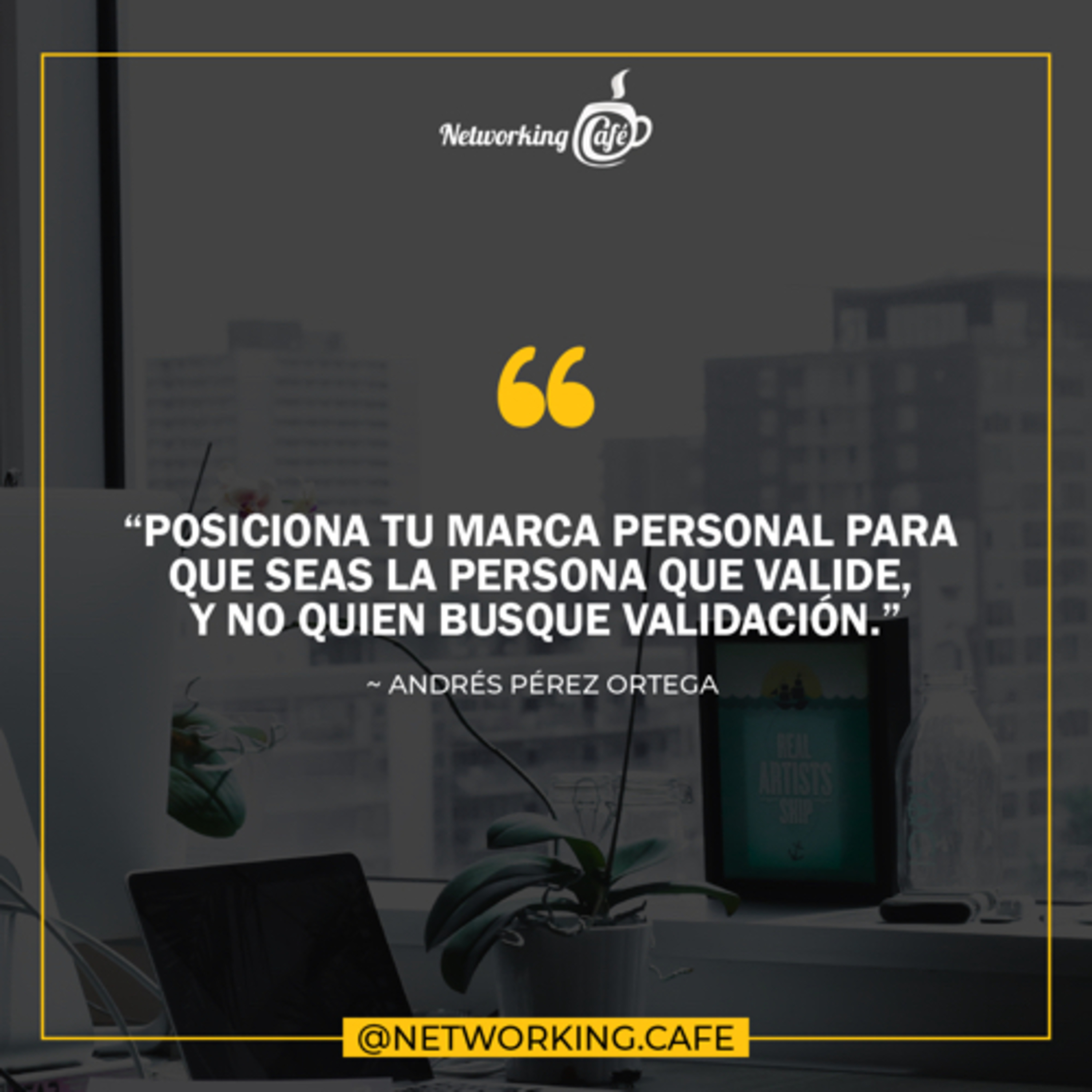 Marca Personal Next Level #PersonalBranding