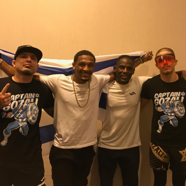 """Keepin It Real E2"" The Father-Son MMA Duo: with Haim Gozali, Aviv Gozali, and AJ McKee"