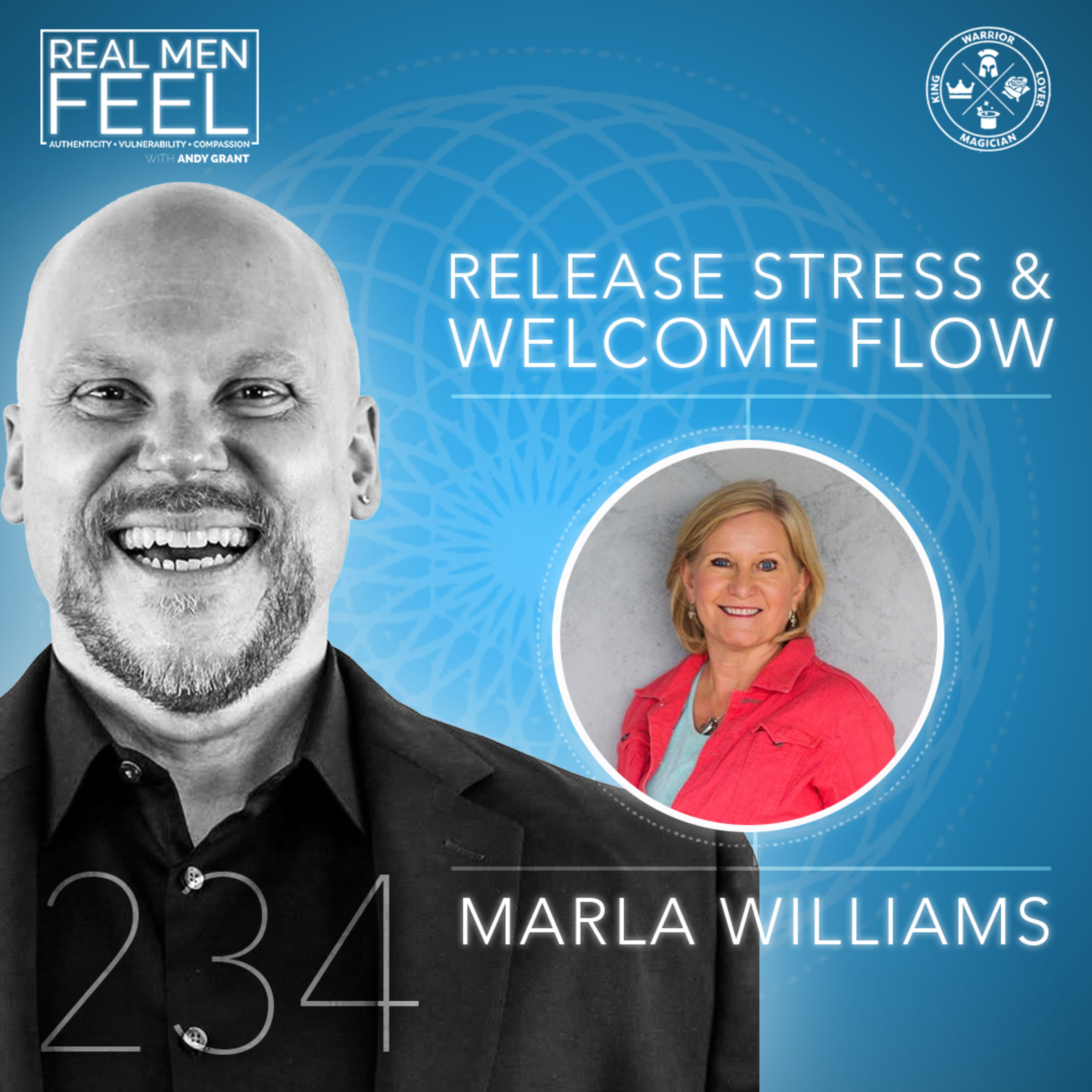 Release Stress and Welcome Flow