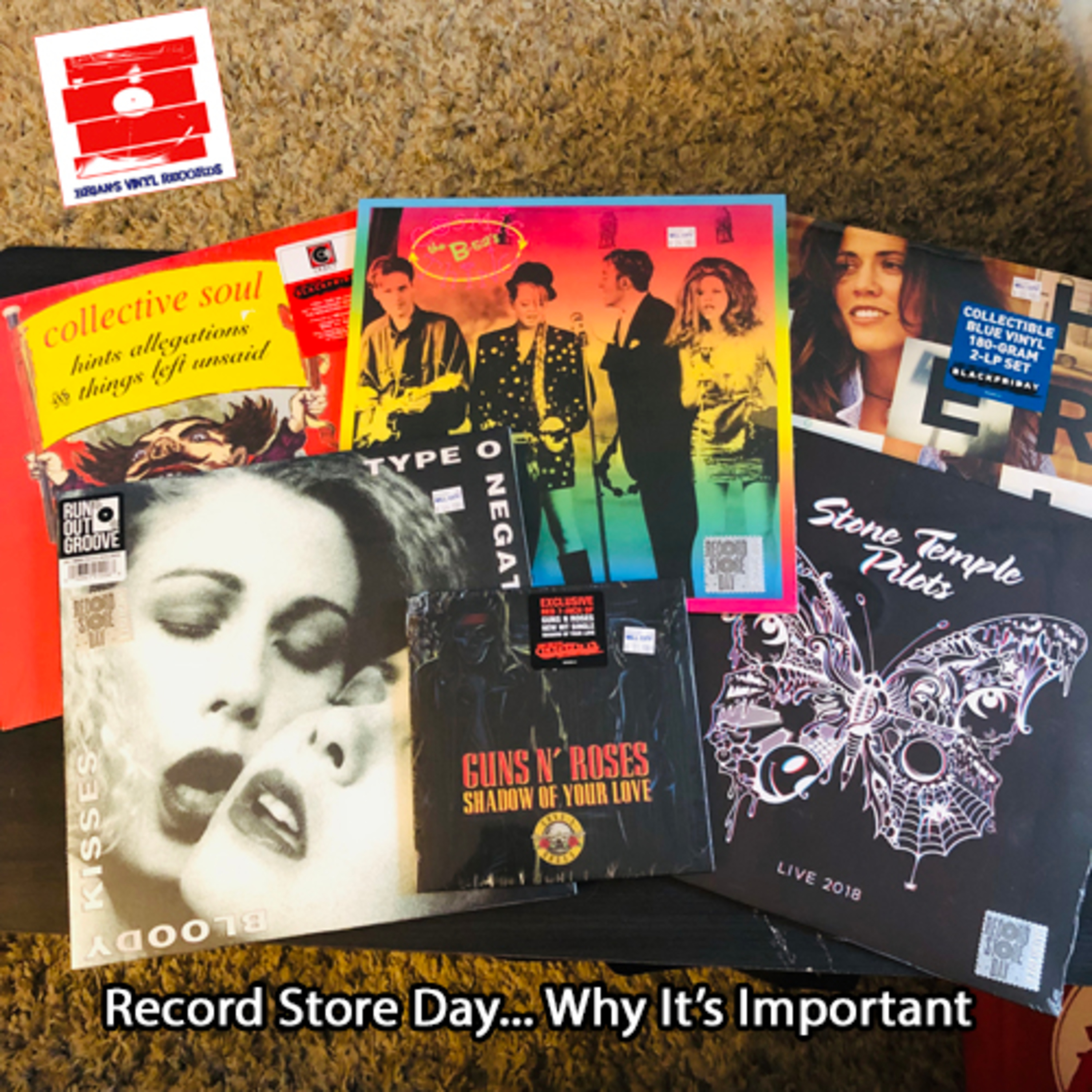 Record Store Day... Why It's Important