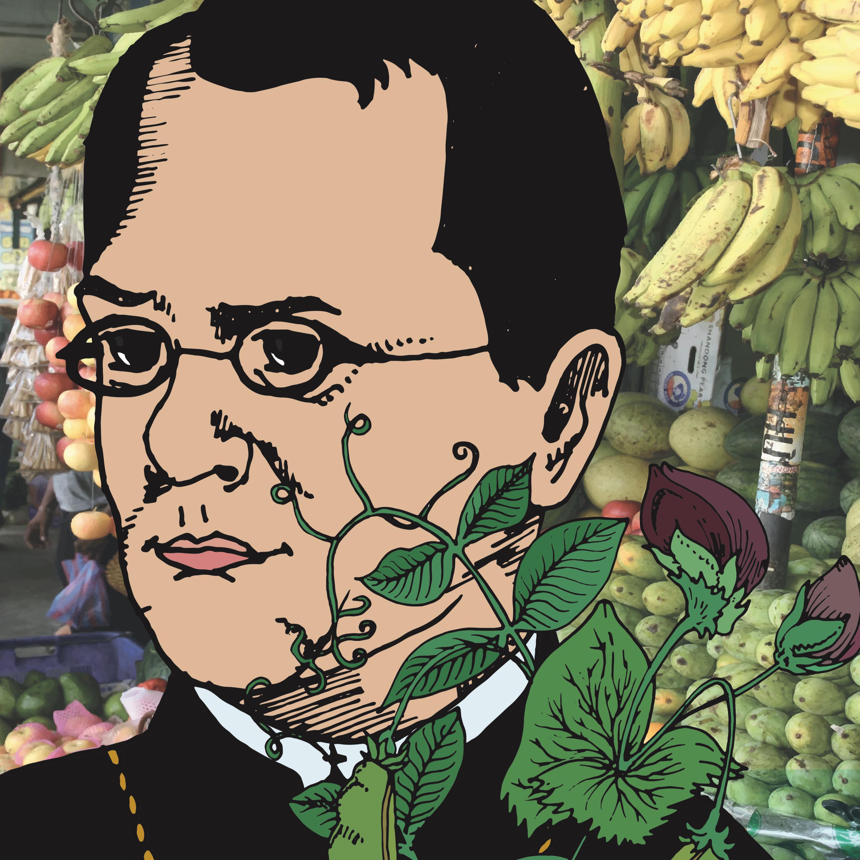 El arte y la ciencia en la domesticación de plantas antes y después de Mendel