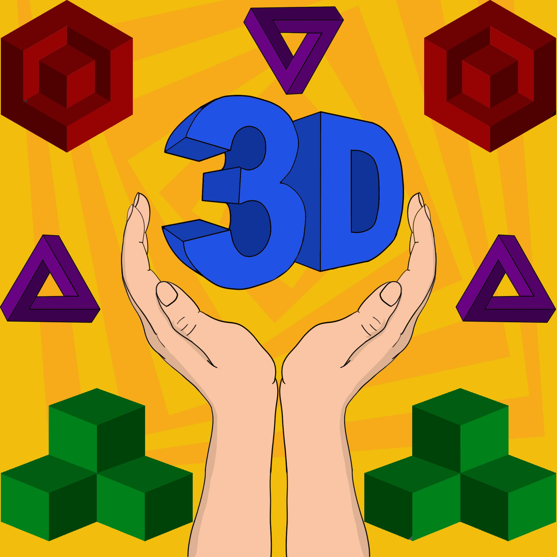 El origen del arte digital 3D #podcast #motuscast