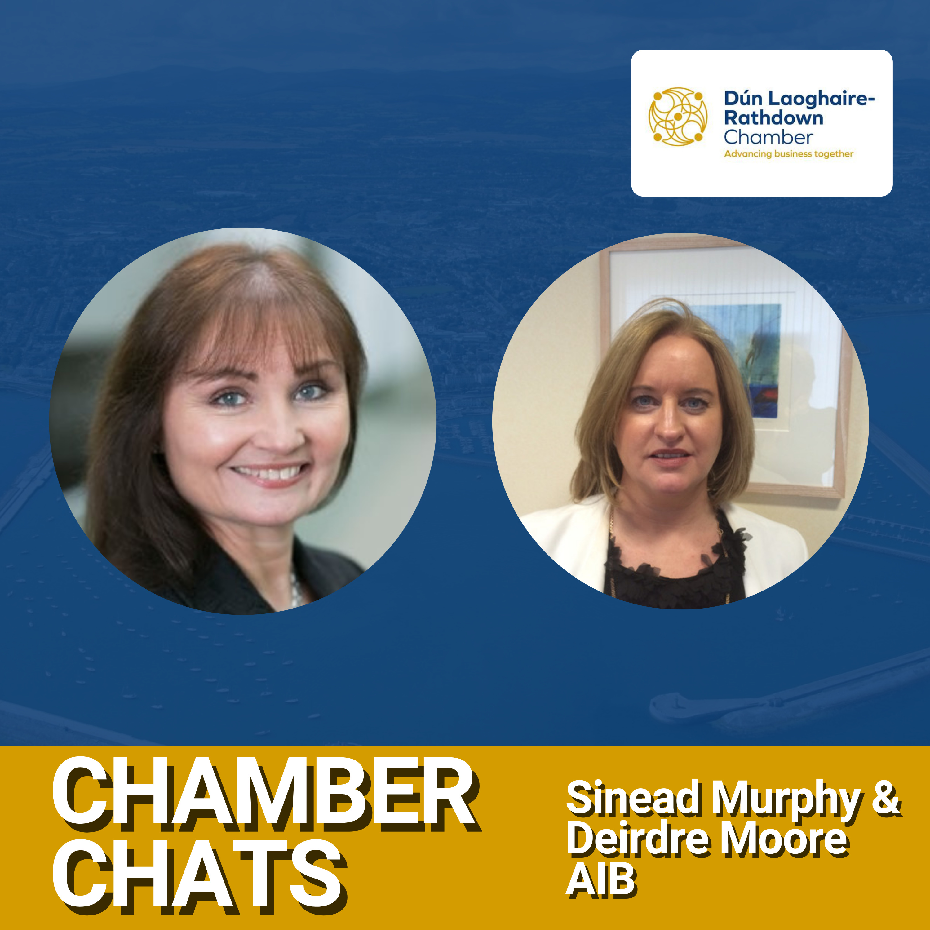 Sinead Murphy and Deirdre Moore- AIB Dun Laoghaire