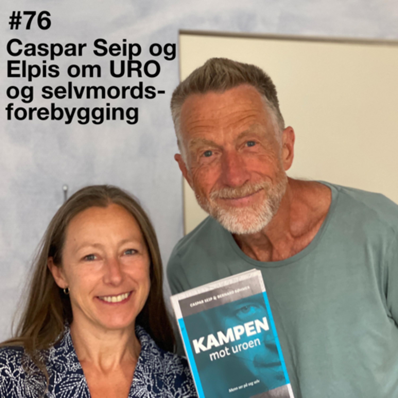 #76 Caspar Seip og Elpis om URO og selvmordsforebygging
