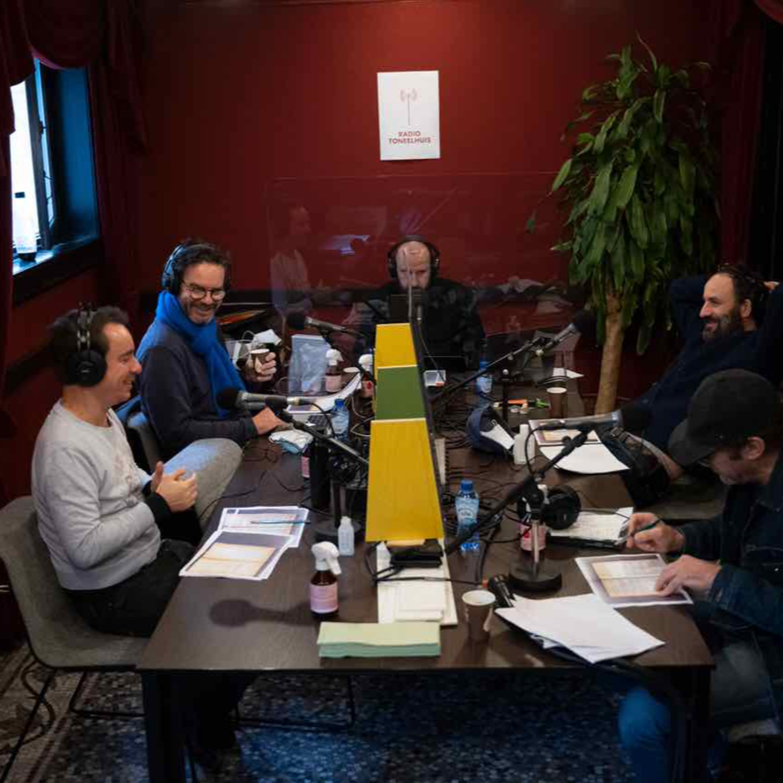Radio Toneelhuis - Aflevering 1
