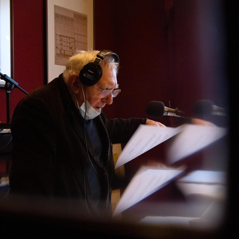 Radio Toneelhuis - Aflevering 3