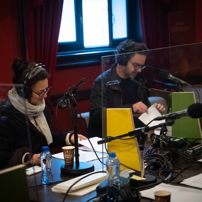 Radio Toneelhuis - Aflevering 8
