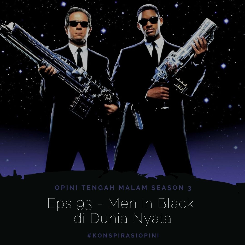 Eps 93 - Men in Black di Dunia Nyata!