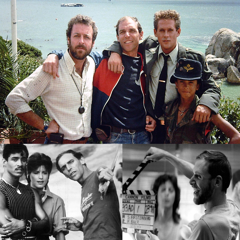 Director Sam Firstenberg (Revenge of the Ninja/American Ninja 1 & 2/ Breakin' 2)