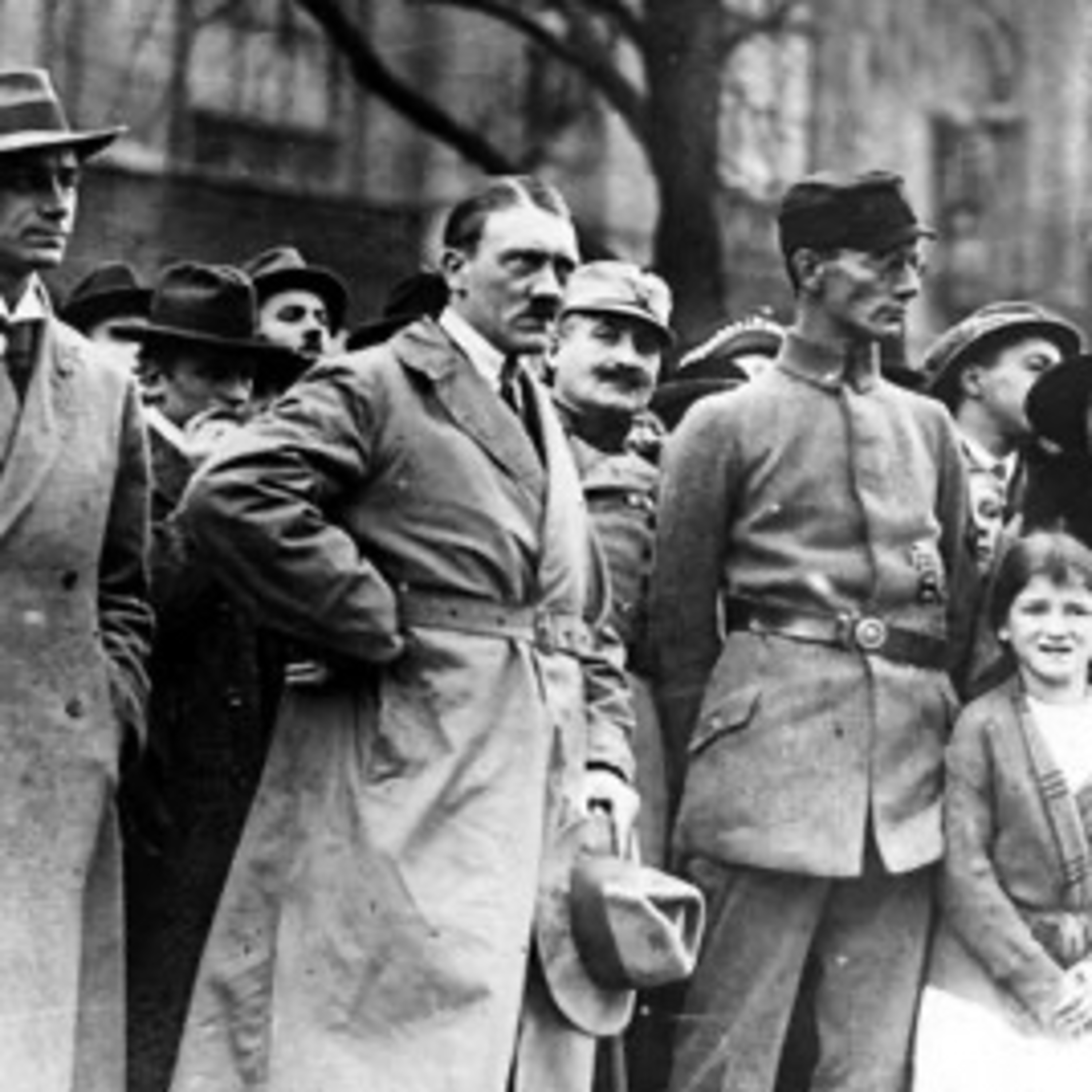 Why was Hitler able to dominate Germany by 1934? Part 1