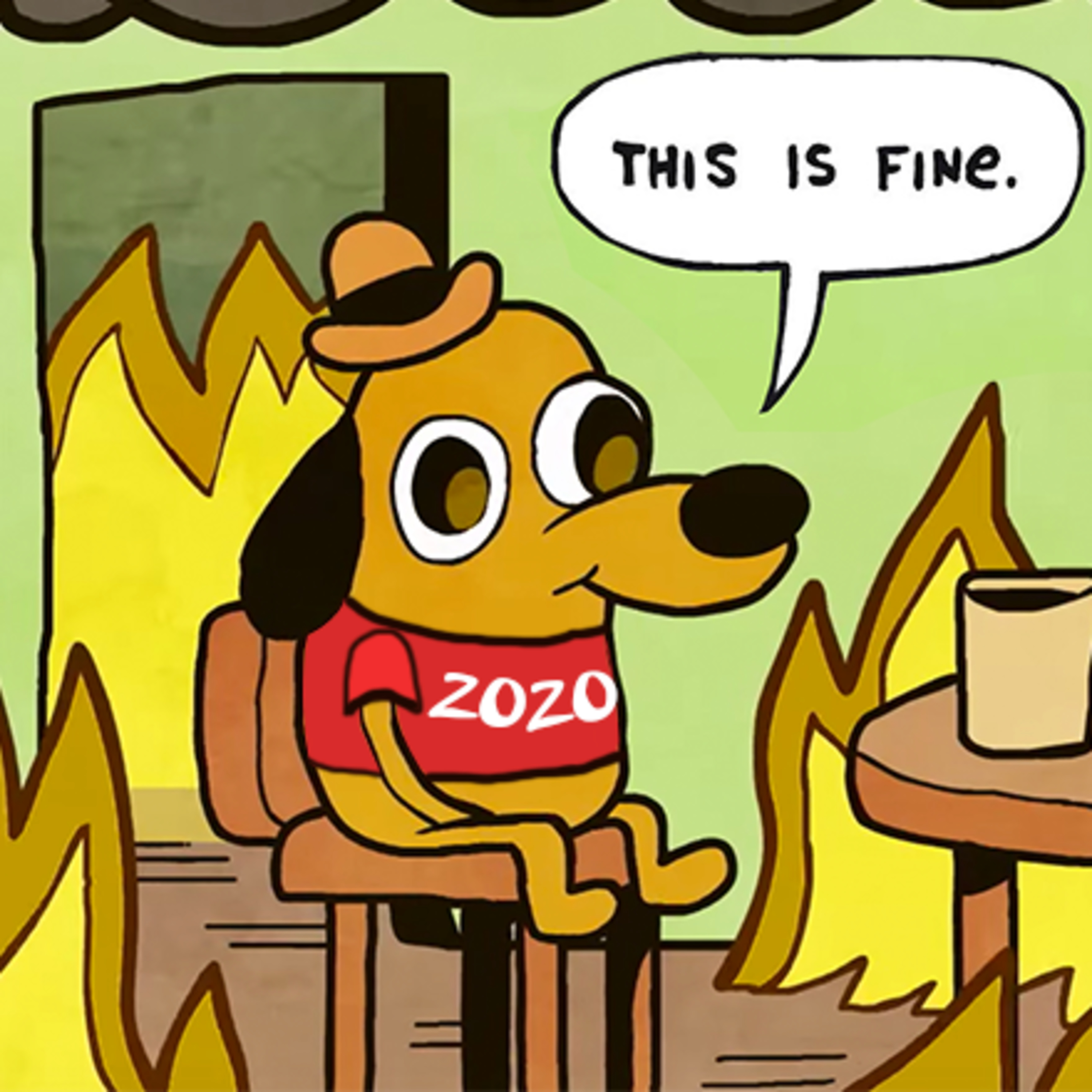 The Year in Review - 2020