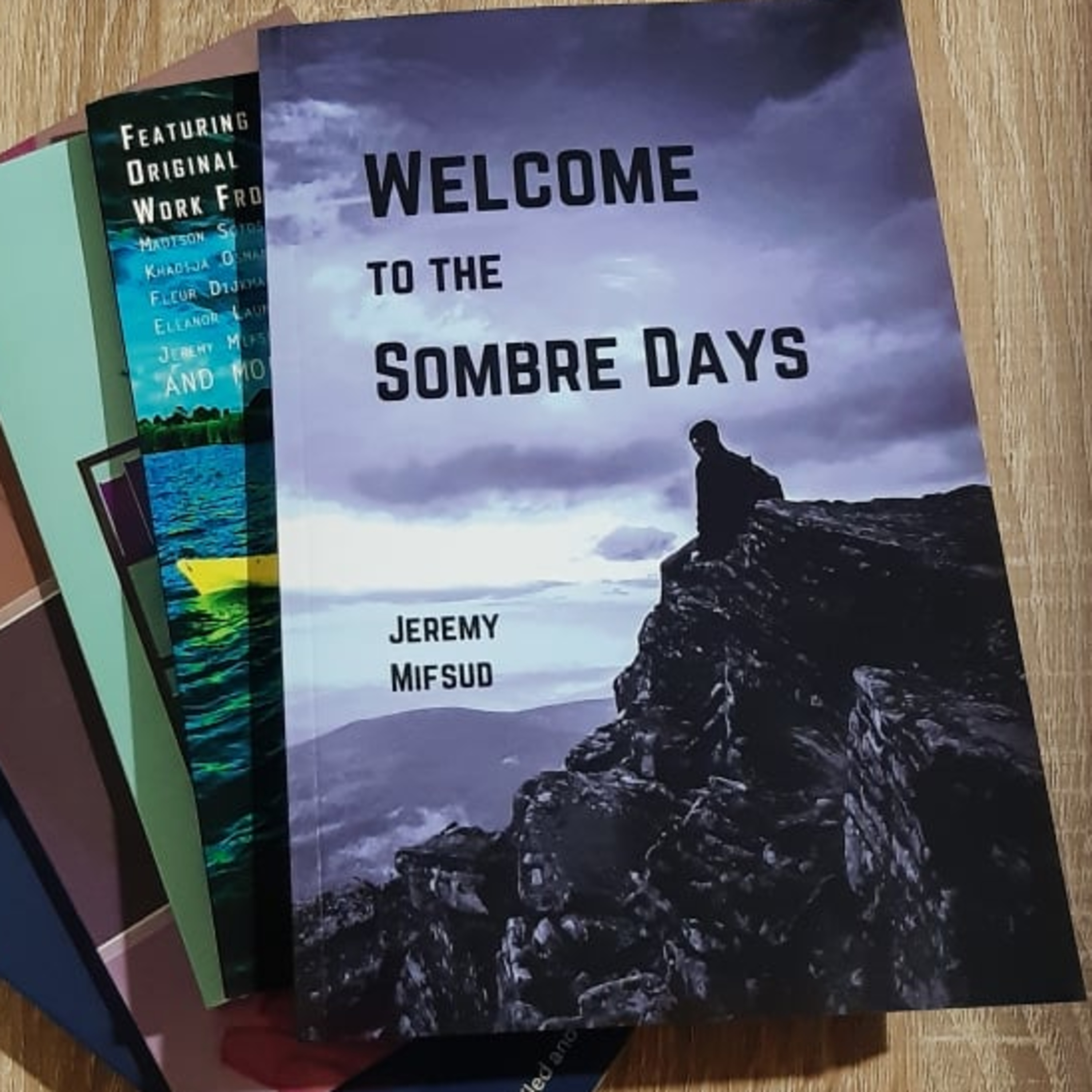 Spoken Word Poetry: Welcome to the Sombre Days