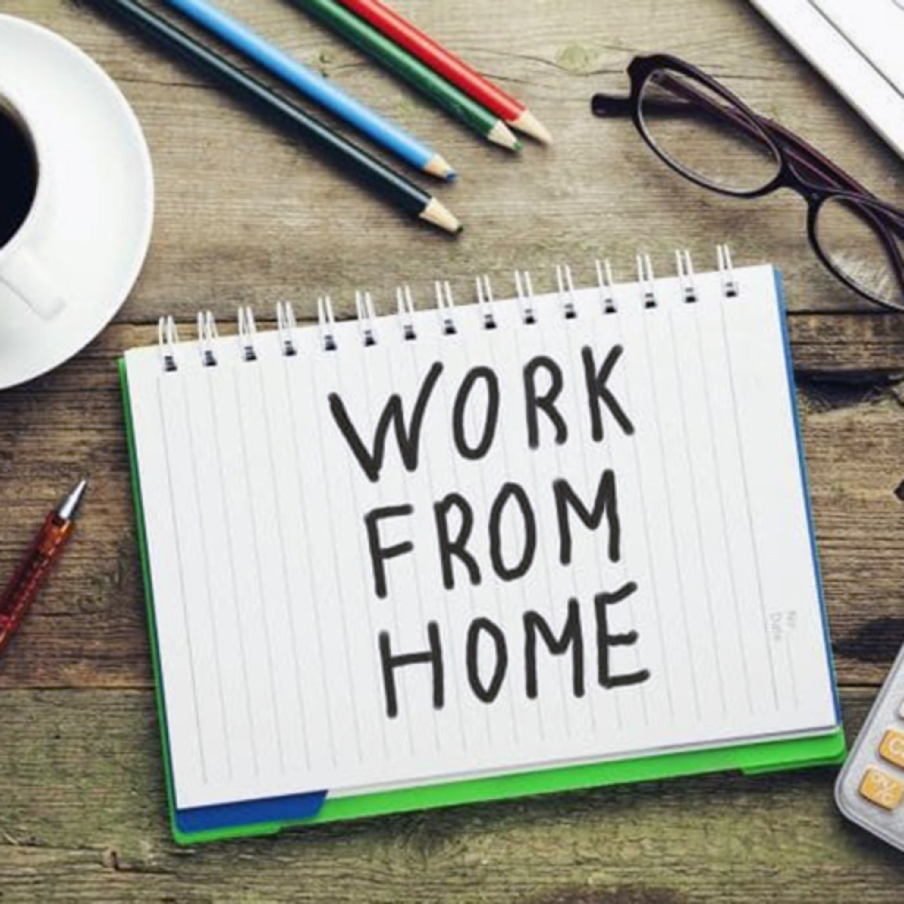 #10 WFH (Work from home)