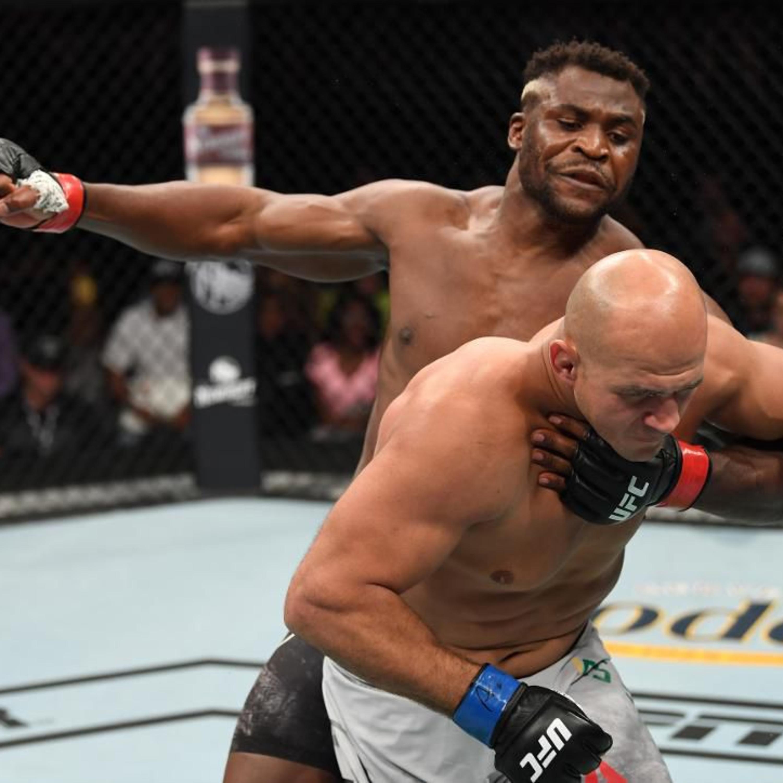 Fight Study: Francis Ngannou vs. Junior dos Santos