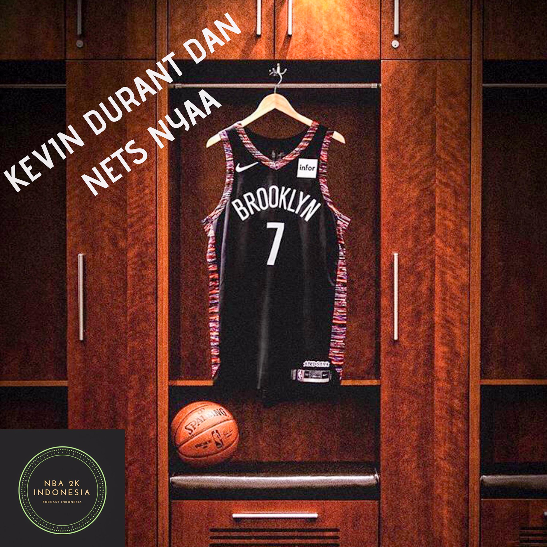 KEVIN DURANT DAN BROOKLYN NETS NYA | BAKAL JADI TEAM LUAR BIASA GA SIHH ?? | NBA2K INDONESIA EPS 4