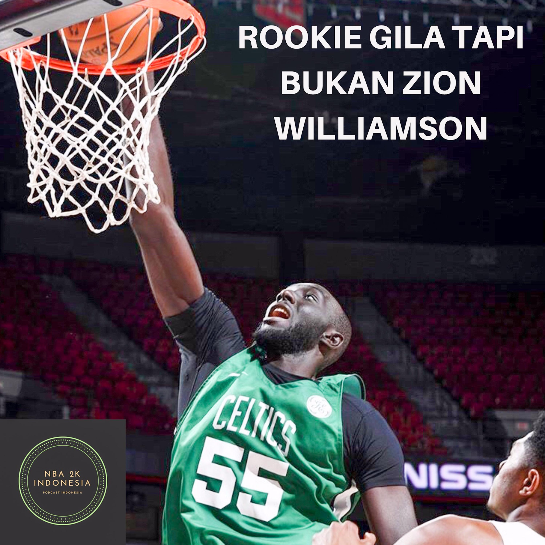 ROOKIE ROOKIE GILA ENGGA CUMAN ZION DOANGG | NBA2K INDONESIA PODCAST EPS 5