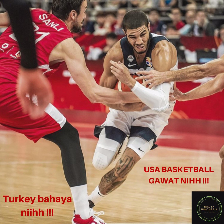 USA BASKETBALL GAWAT NIHHH !!! PODCAST NBA2K INDONESIA EPS 9