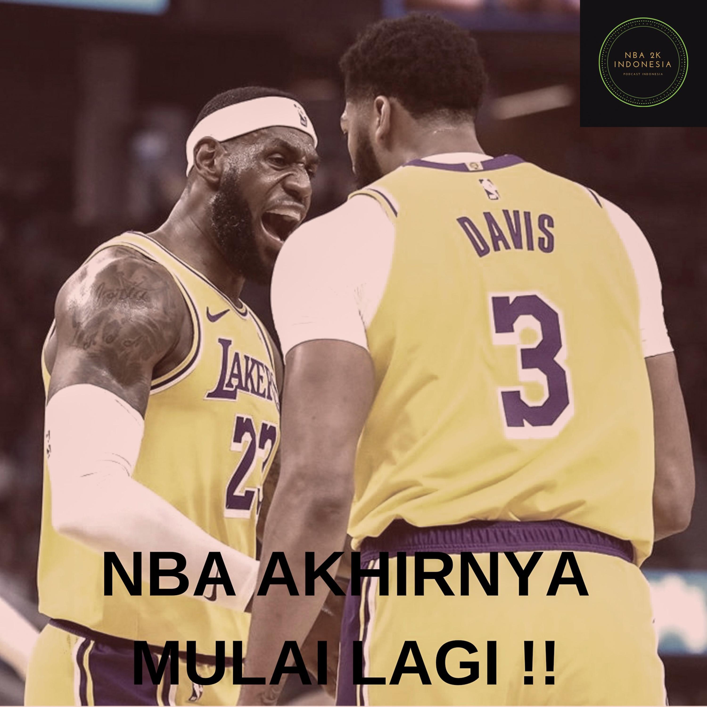 NBA PRESEASON AKHIRNYA MULAI !!   EP 12   PODCAST NBA2K INDONESIA