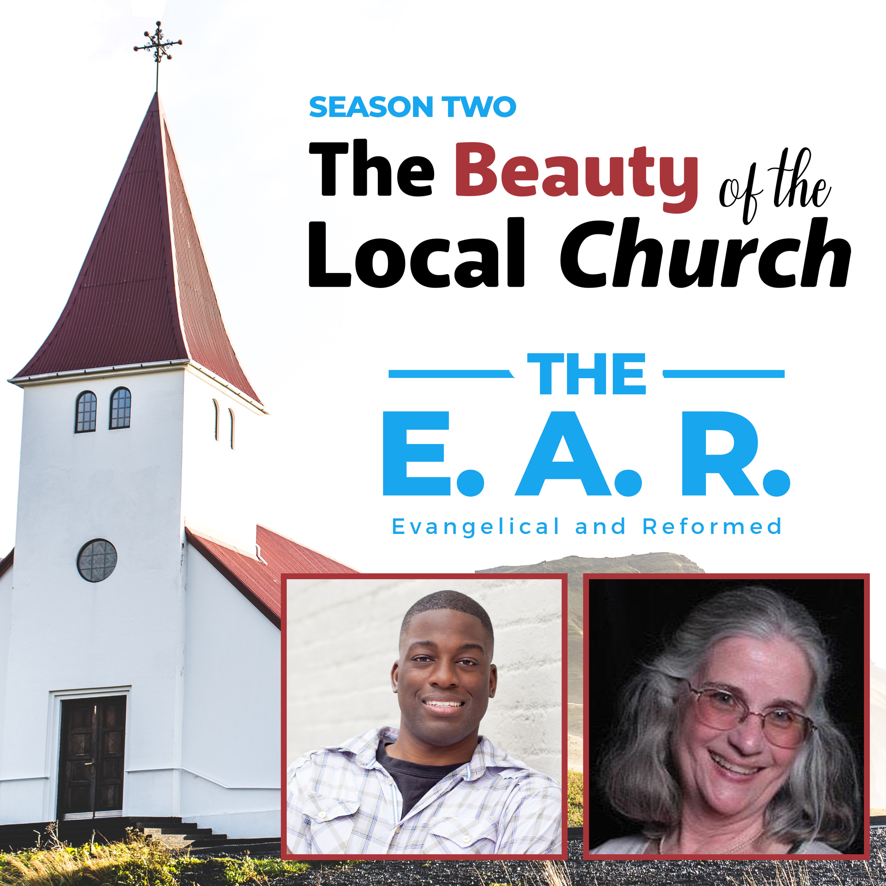 The Beauty of the Singing Church: Making the Case for Sacred Music with Yvonne Chapman - S2 E6