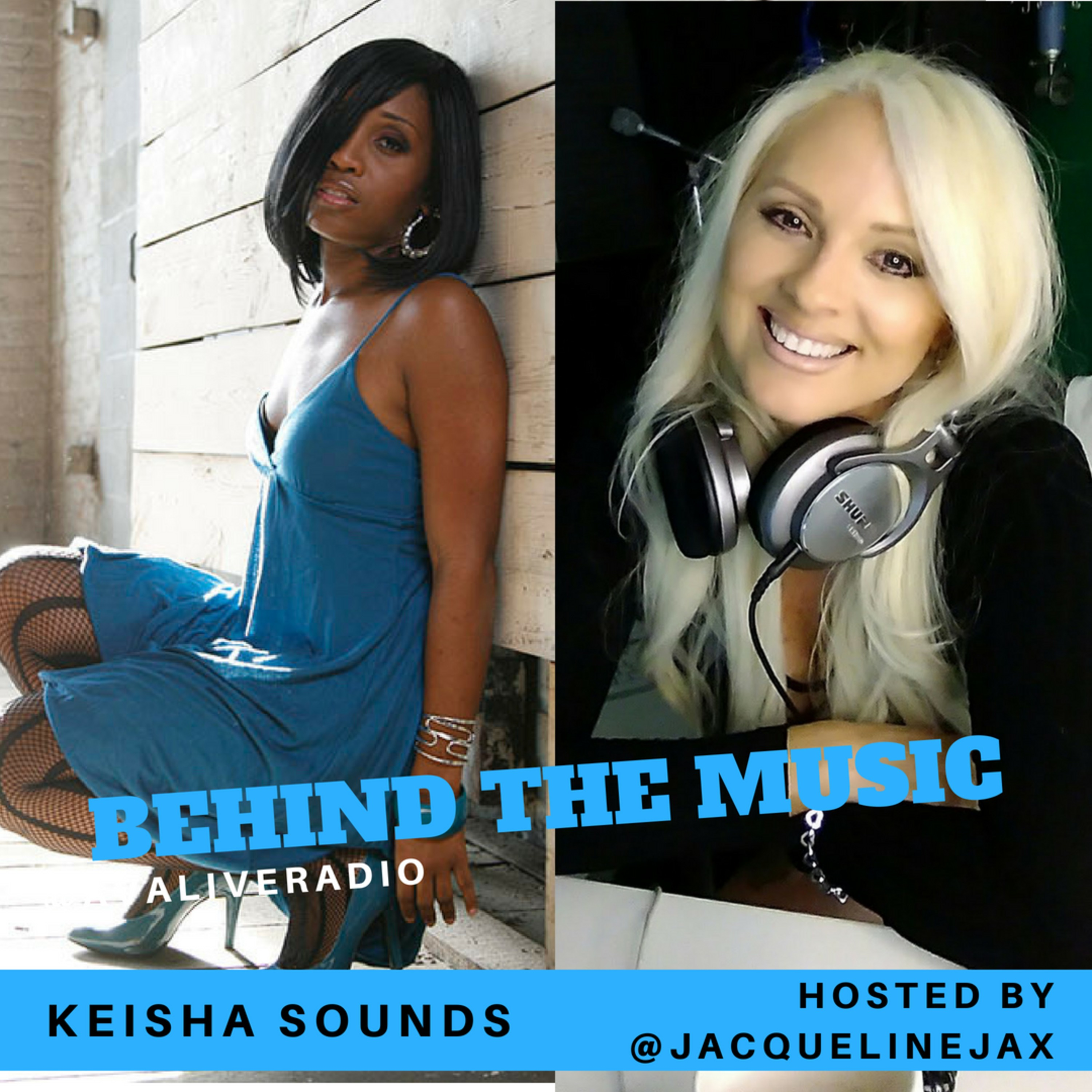 Episode 560B Behind the Music with Keisha Sounds on Demons by A V A