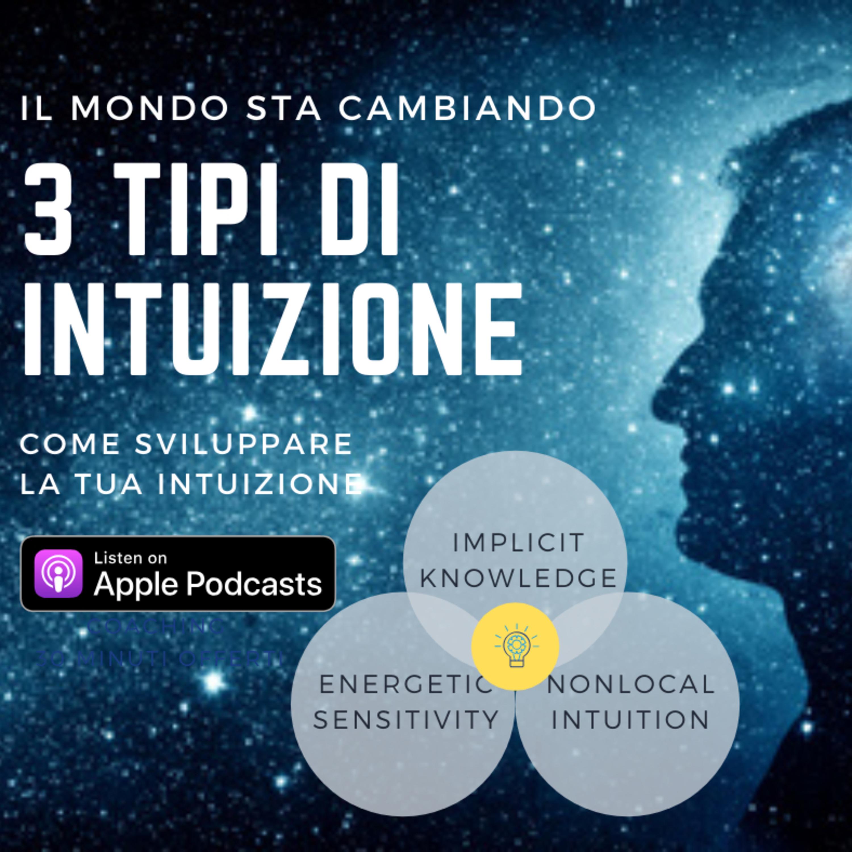 I 3 tipi d'intuizione