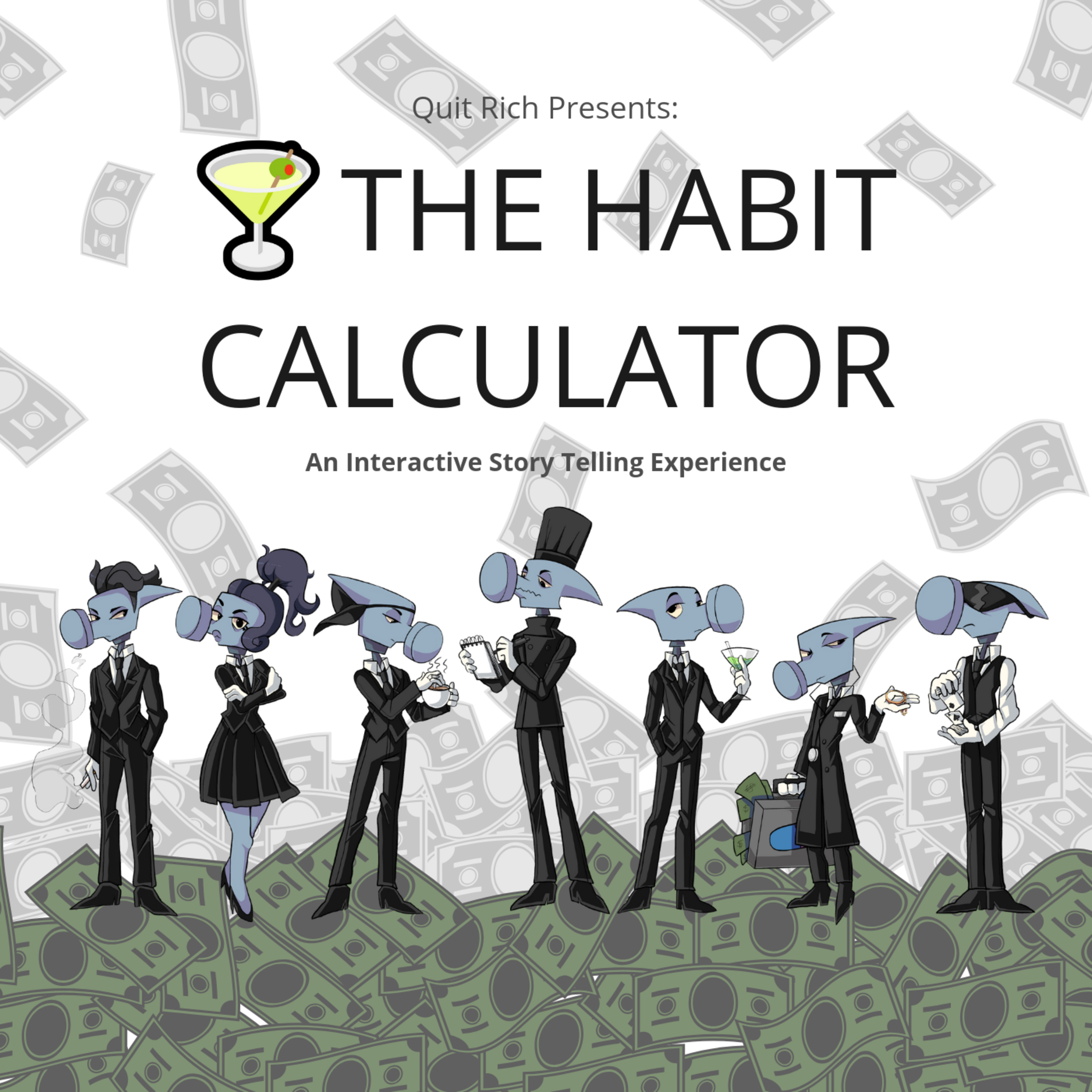 🍸 The Habit Calculator is Launched!!!!!