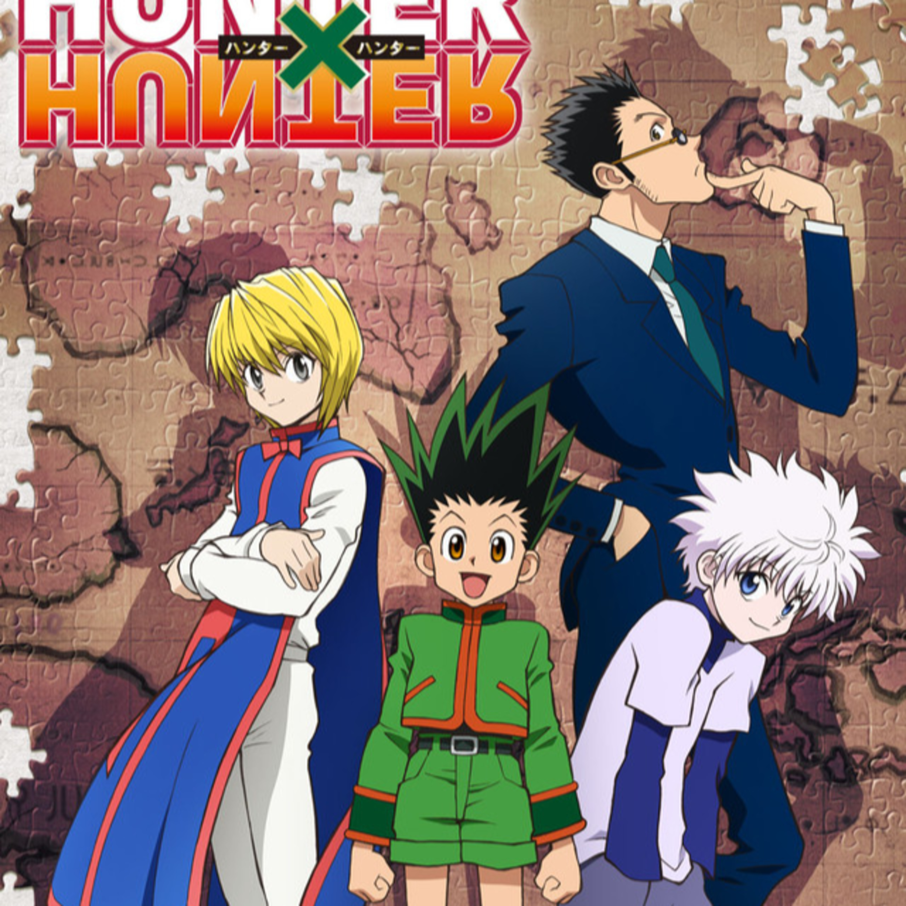 Hunter x Hunter – The After Show – Podcast – Podtail
