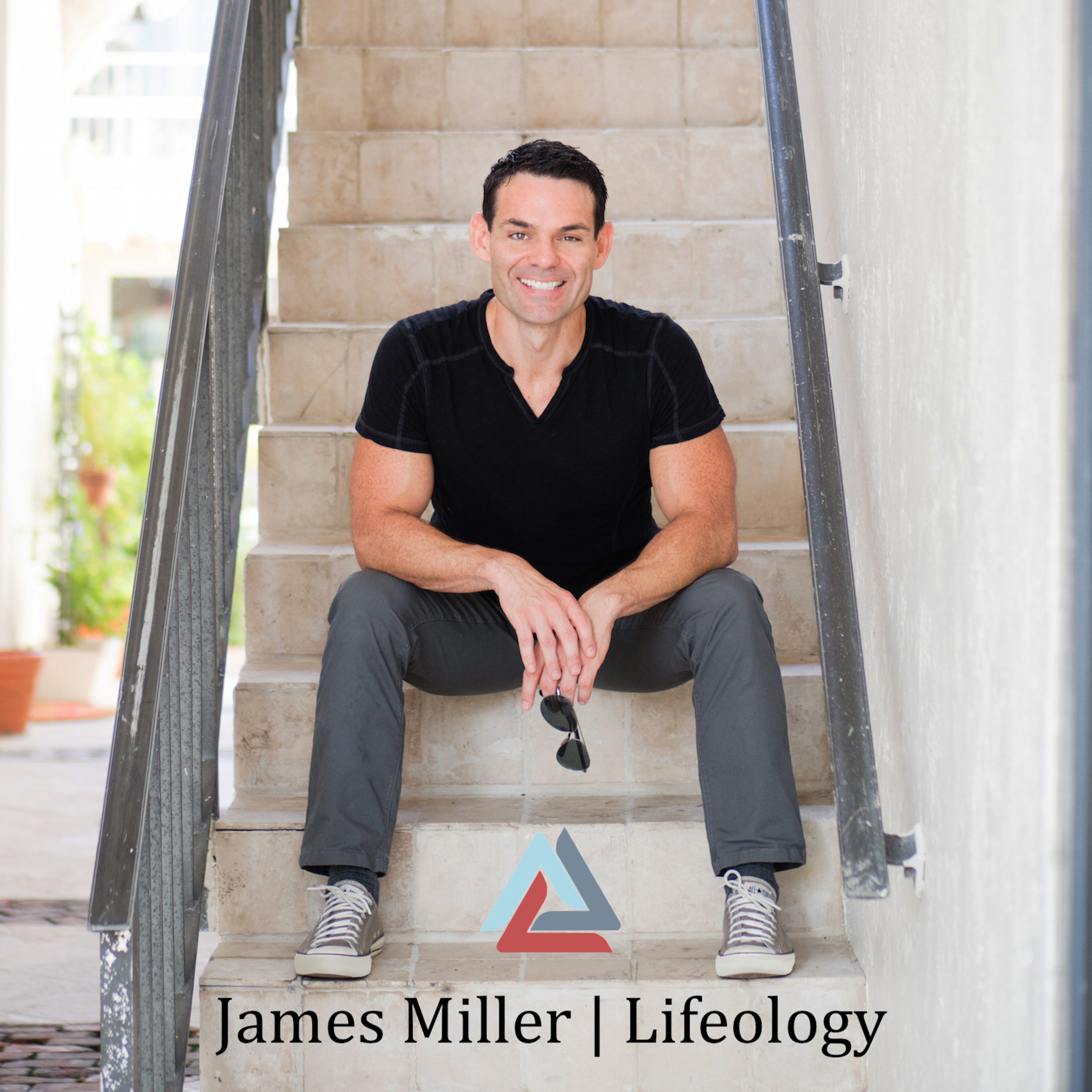 James Miller - You Are In Control Of Your Own Happiness.
