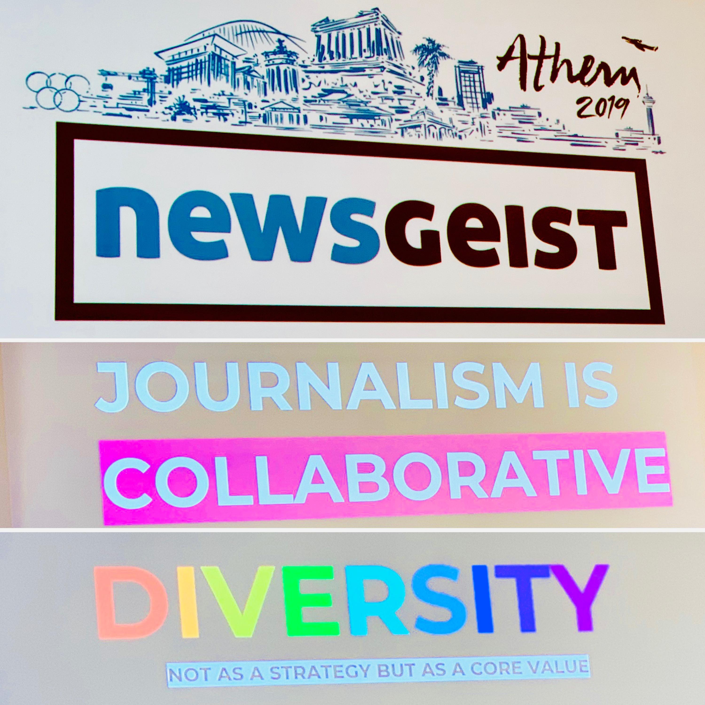 Debriefing du Google Newsgeist 2019 (7-9 juin, Athènes)