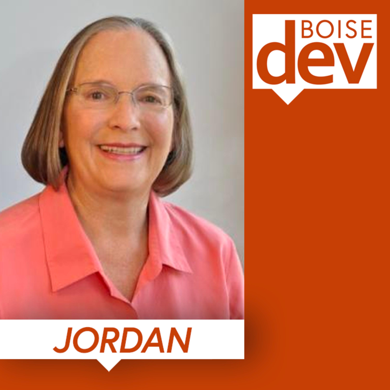 4: Maryanne Jordan