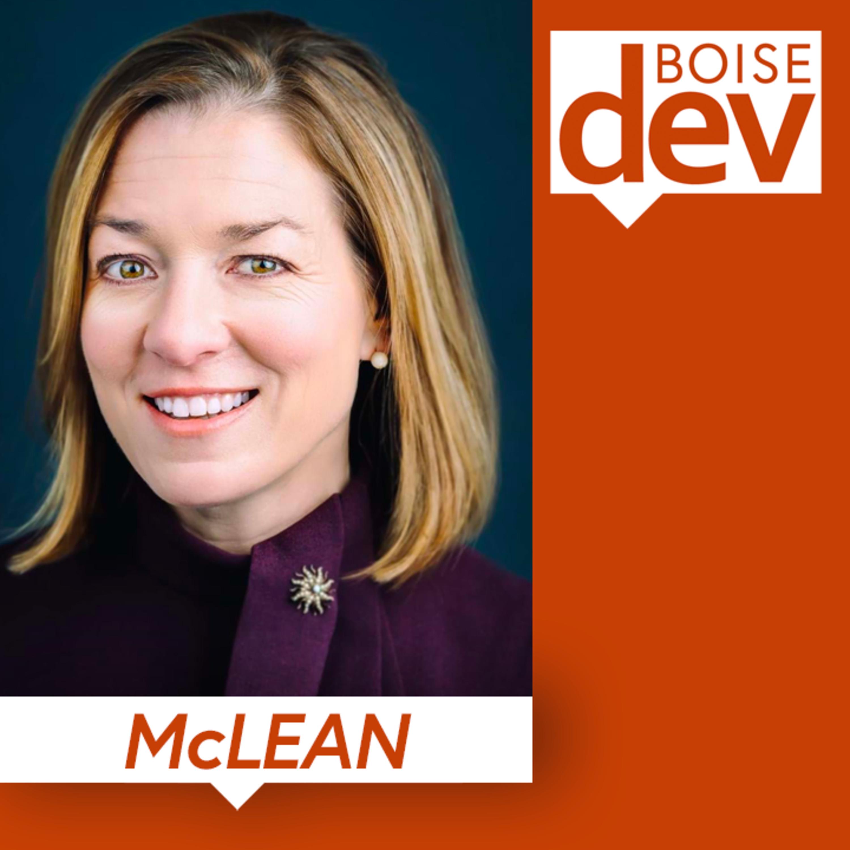 10: Mayor Lauren McLean