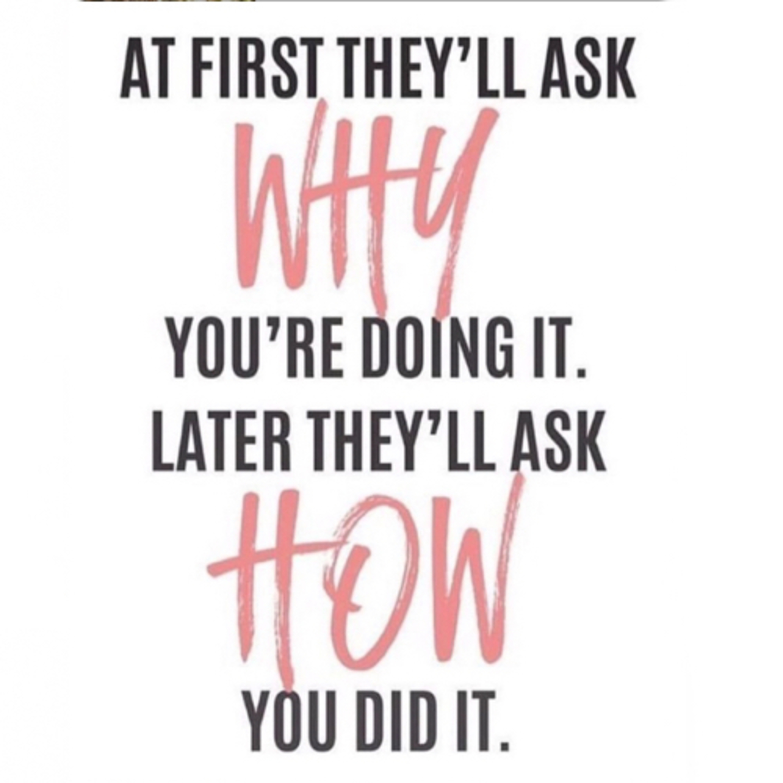 Start of something new! #talkwithmyiah