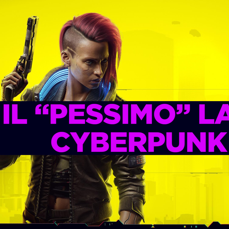 """Il lancio """"pessimo"""" di Cyberpunk 2077 (e non compratelo per PS4/One)"""
