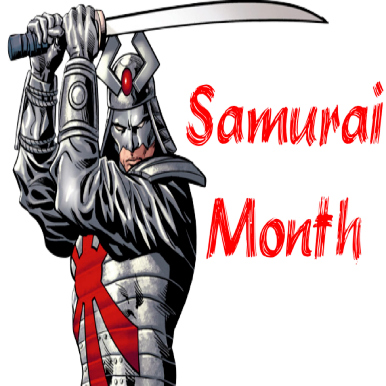 Samurai Champloo W/ Georgina Hanmer