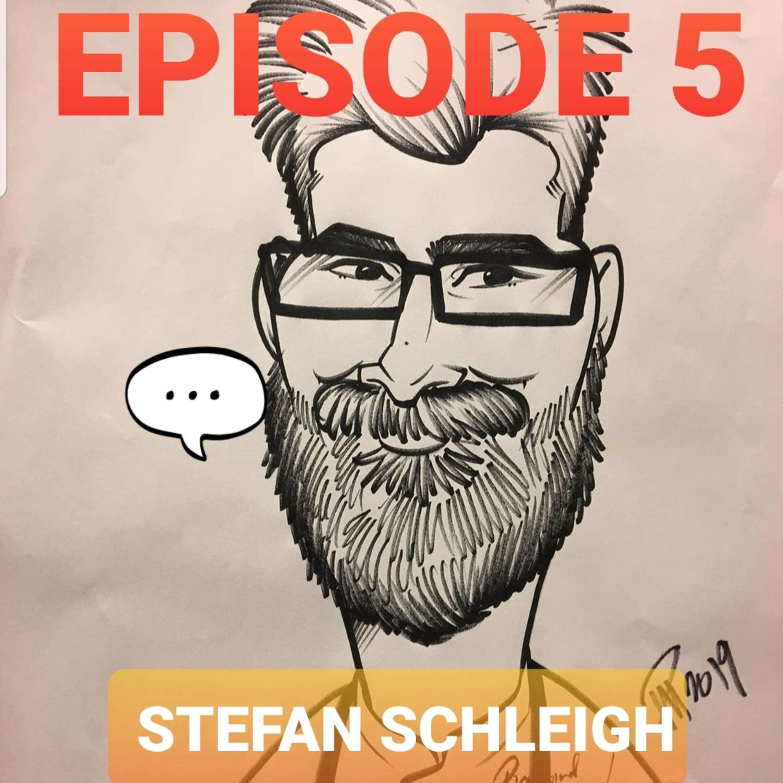 Episode 5 - Chef Talk