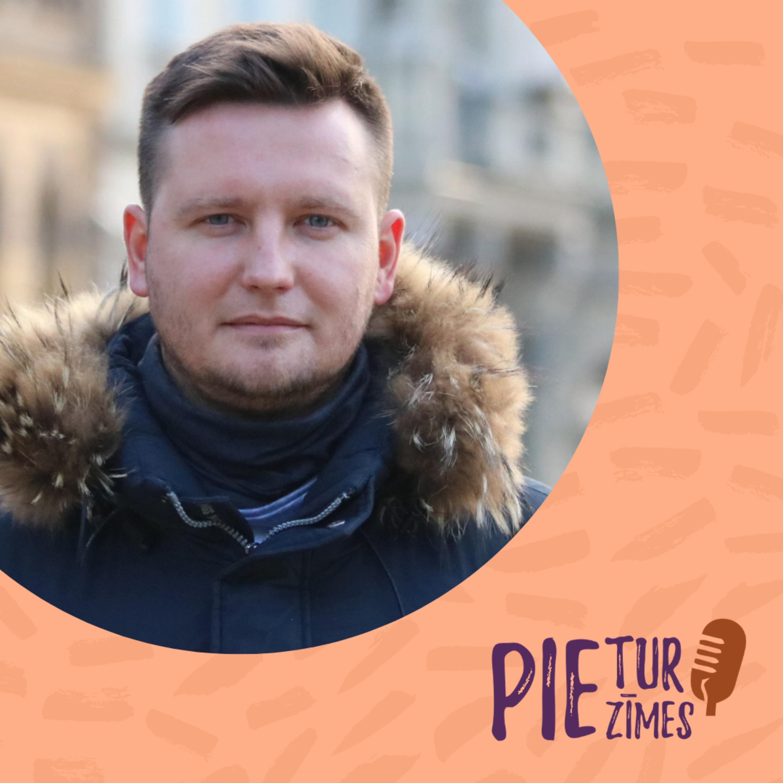 #37 Latgaliešu valoda: saruna ar rakstnieku Aldi Bukšu