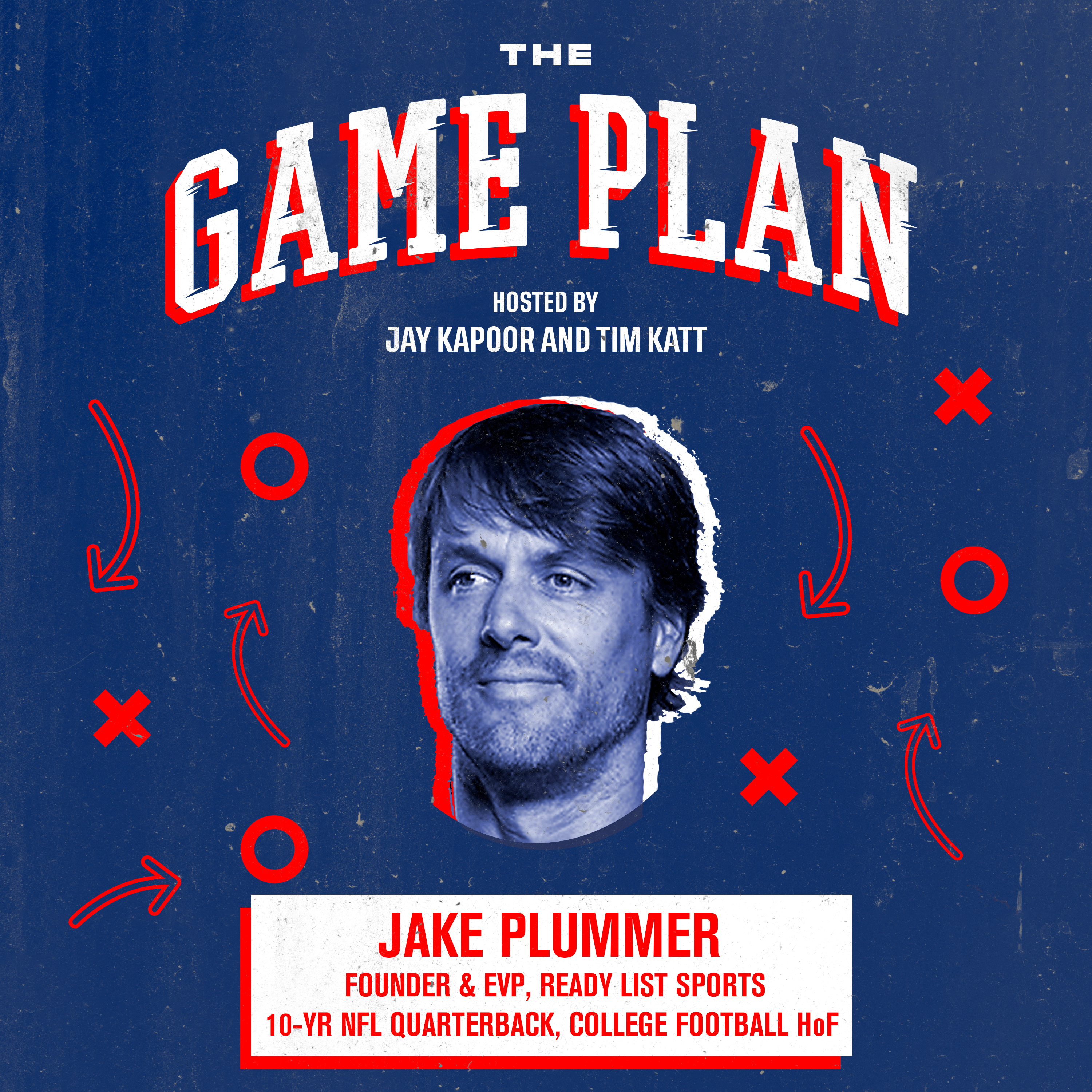 """Jake """"The Snake"""" Plummer — Building a Playbook For Success After Life in the NFL Image"""