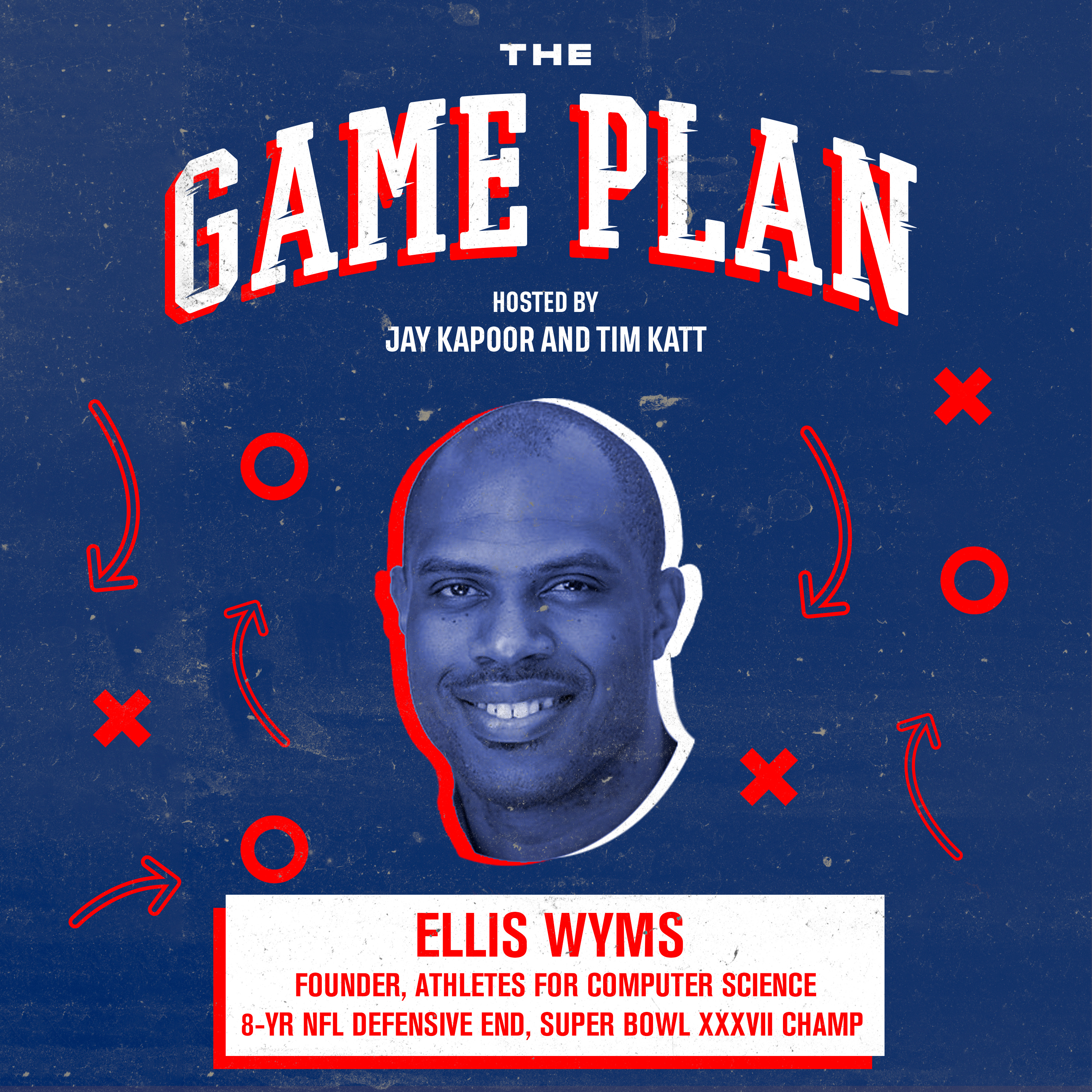 Ellis Wyms — Versatility on the Defensive Line and in Starting Education Non-Profits