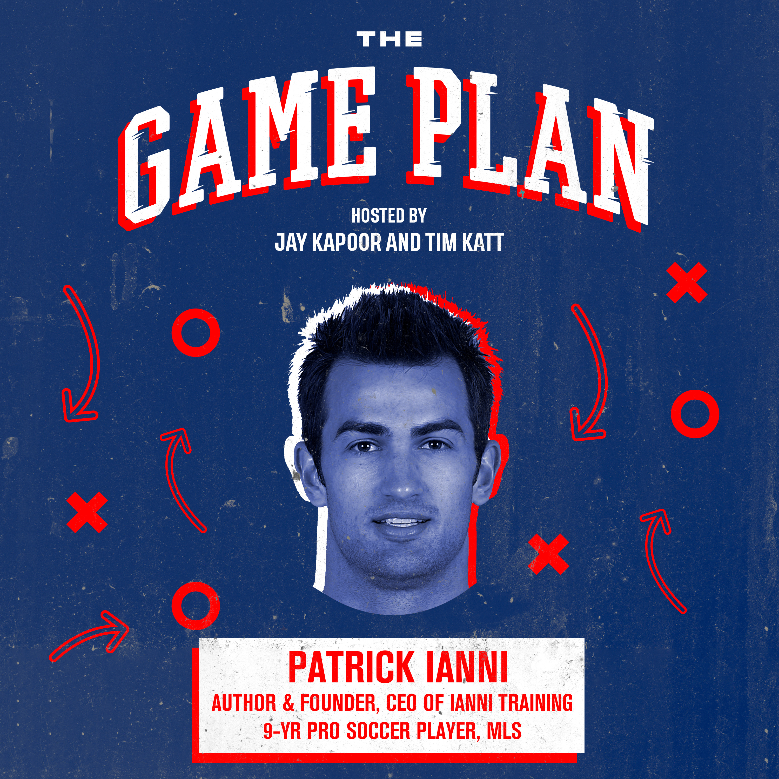 Patrick Ianni — Mental Health Awareness and Changing the Culture in Youth Sports Image