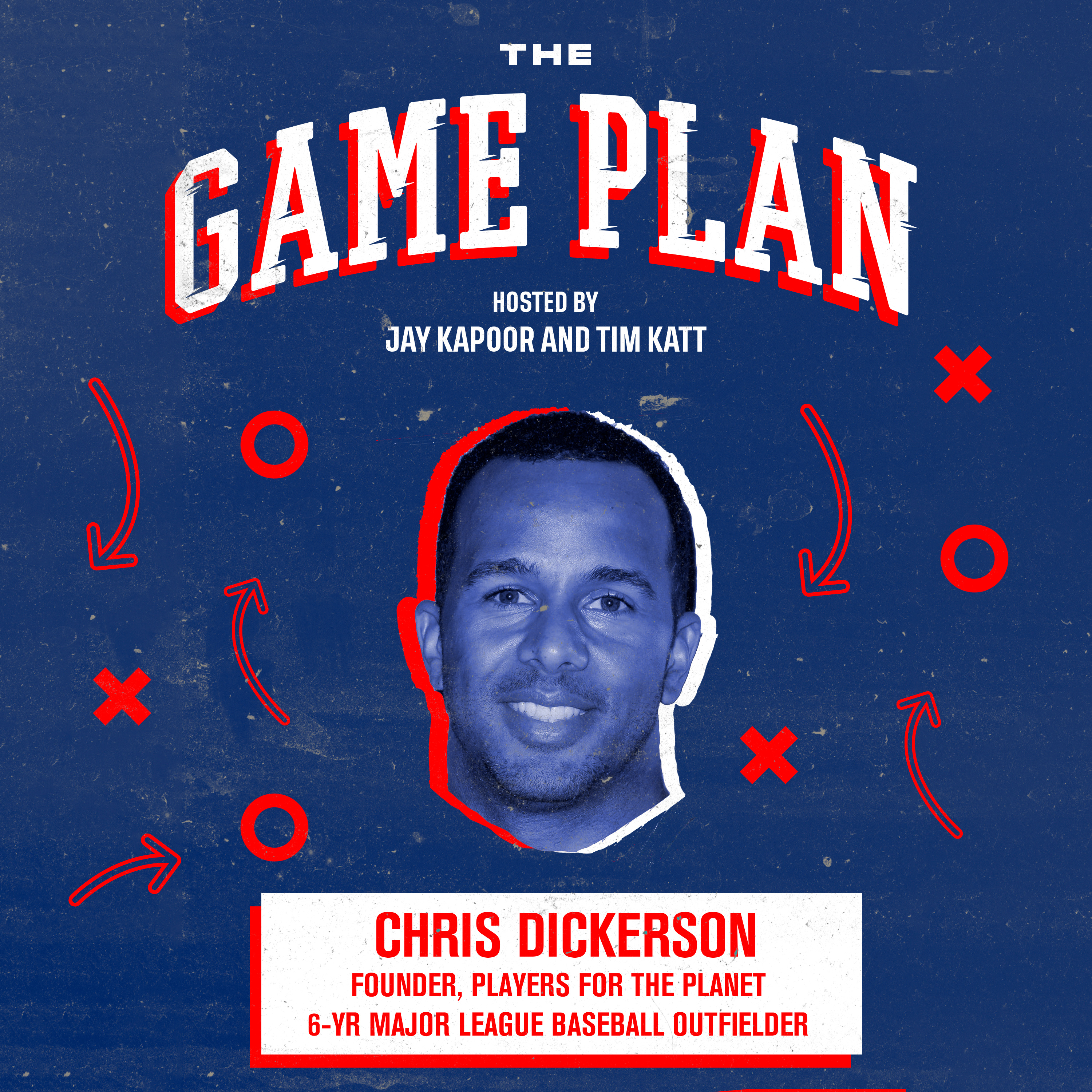Chris Dickerson — Combating Climate Change and Inspiring Environmental Justice via Players for The Planet