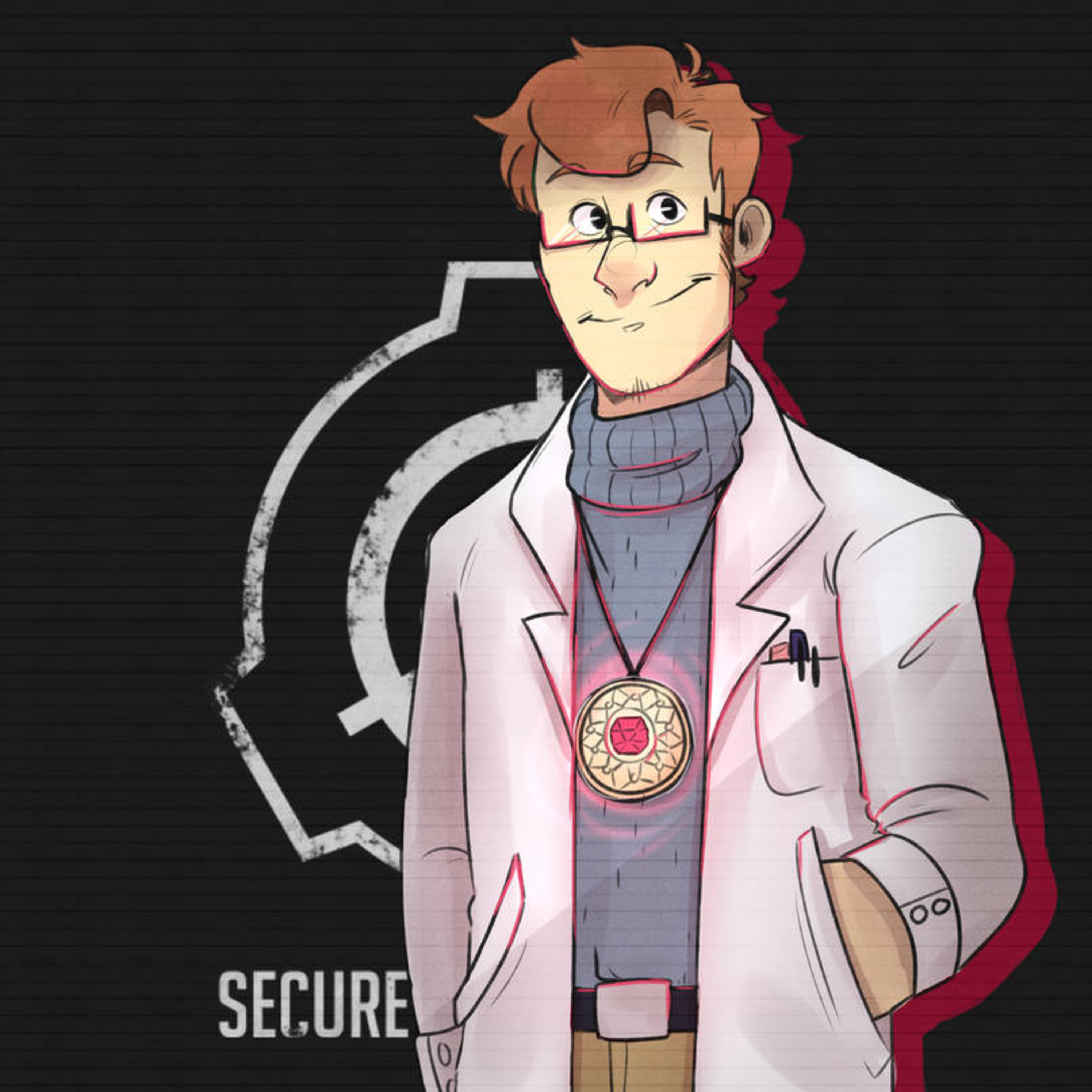 Exploring The Scp Foundation Dr Bright The Exploring Series