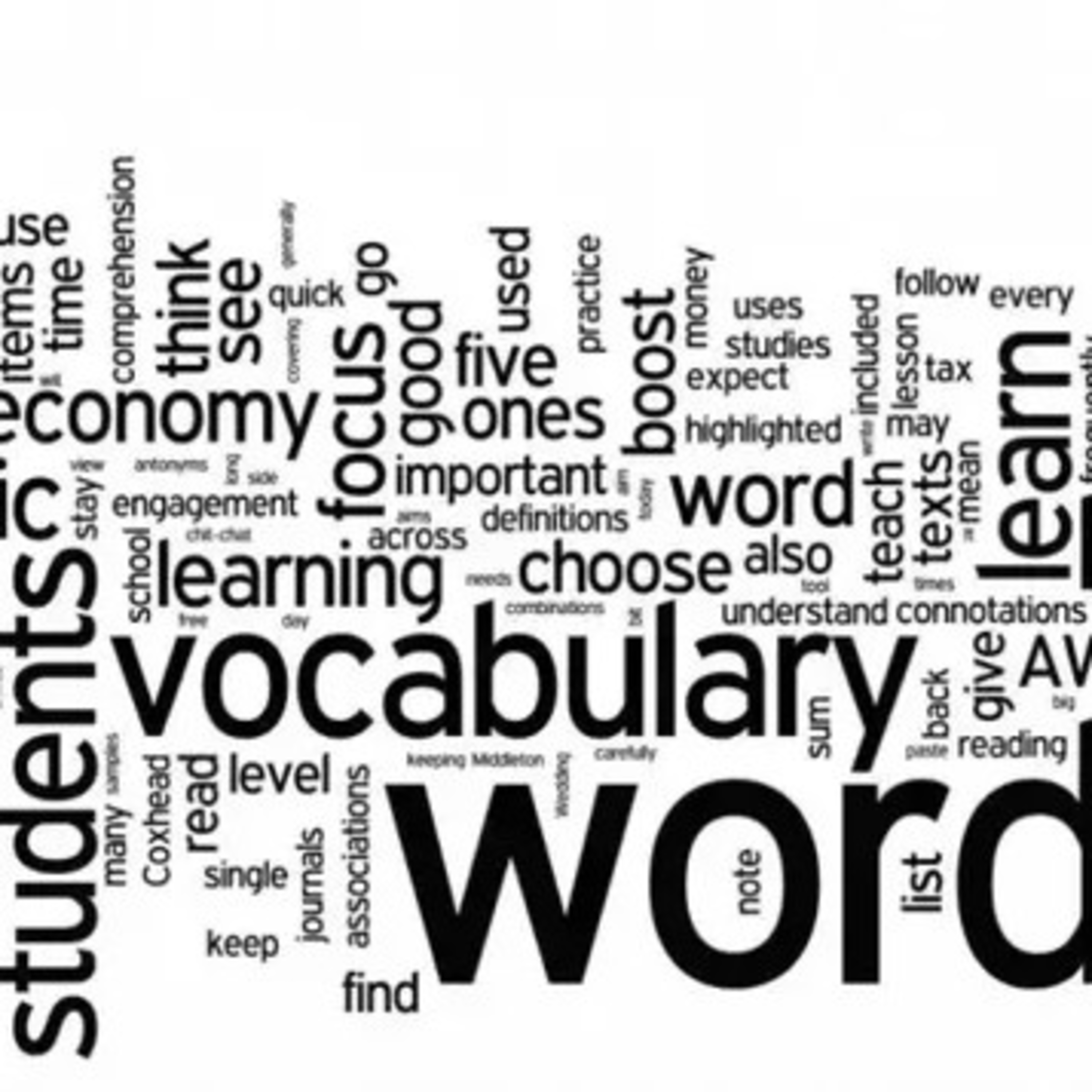 Do you want to learn 325 new words in a year?
