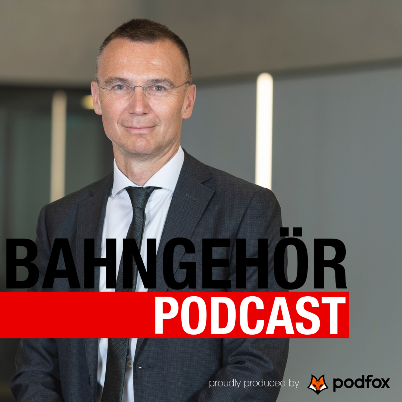 Episode #02 | Jacques Boschung, Leiter SBB Infrastruktur