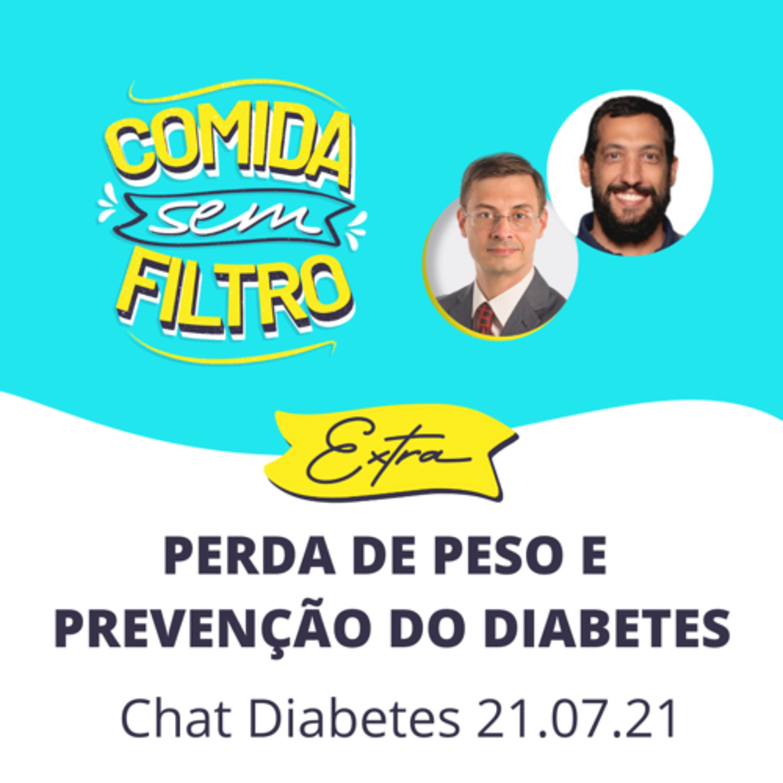Episódio EXTRA - Chat Diabetes com Dr Rodrigo Bomeny - perda de peso e prevenção do diabetes