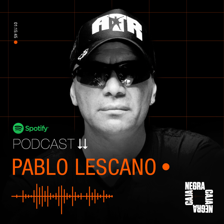 "Pablo Lescano: ""Me siento identificado con L-Gante"" | Caja Negra"